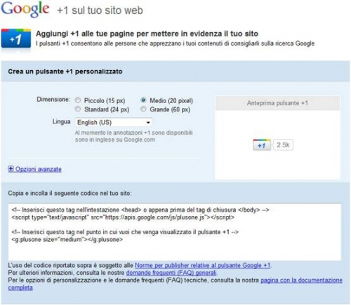 Google, pulsante +1, tutorial, tips and tricks, redazione myblog, virgilio